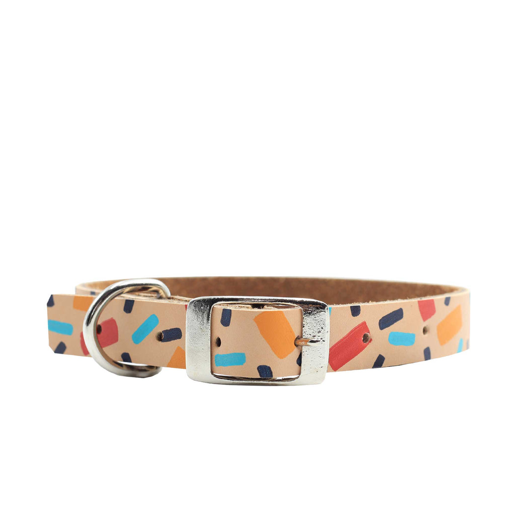 Collar - Pintado a Mano - Multicolor