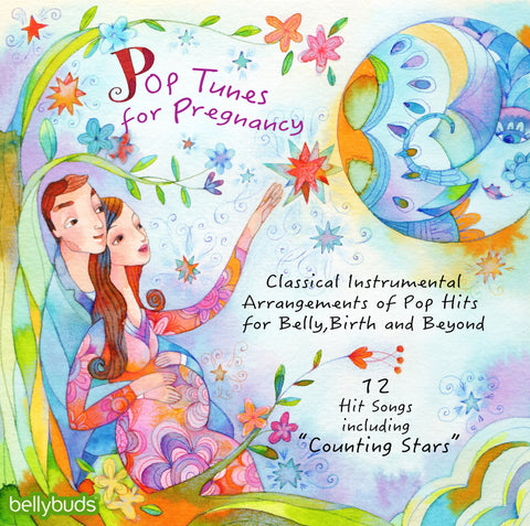 Pop Tunes for Pregnancy - CD