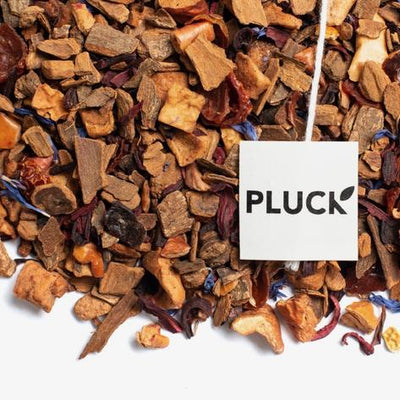 Apple Crumble - Loose Leaf Tea (150g) *includes $3 deposit* - Pluck Organic Tea