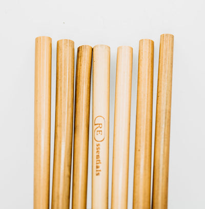 Bamboo Straws - REssentials
