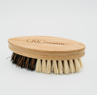 Bamboo Scrubbing Brush - REssentials