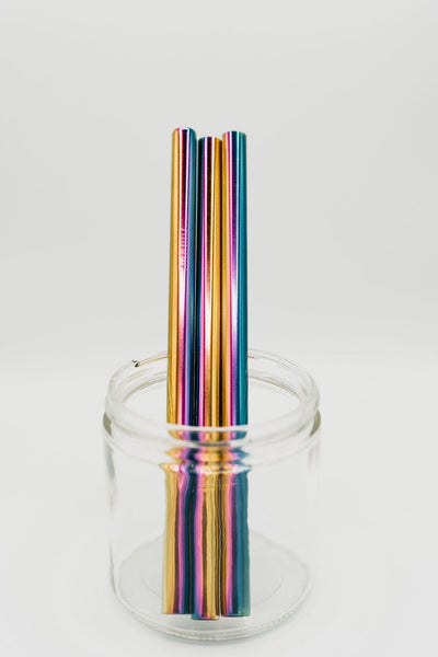 Stainless Steel Straws (variety pack) - REssentials
