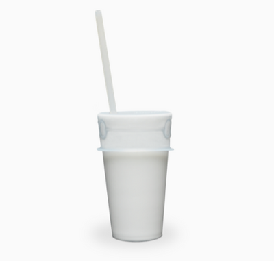 Silicone Straw and Lid - Luumi