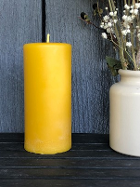 Beeswax Candles - BeeEducated