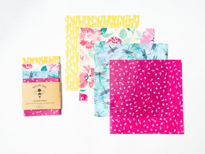 Nature Bee - Bee's Wax Wraps (Various Sizes)
