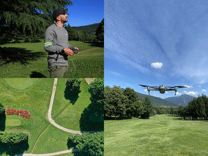 Franciacorta Golf Club - Mapping 3D cinematic drone