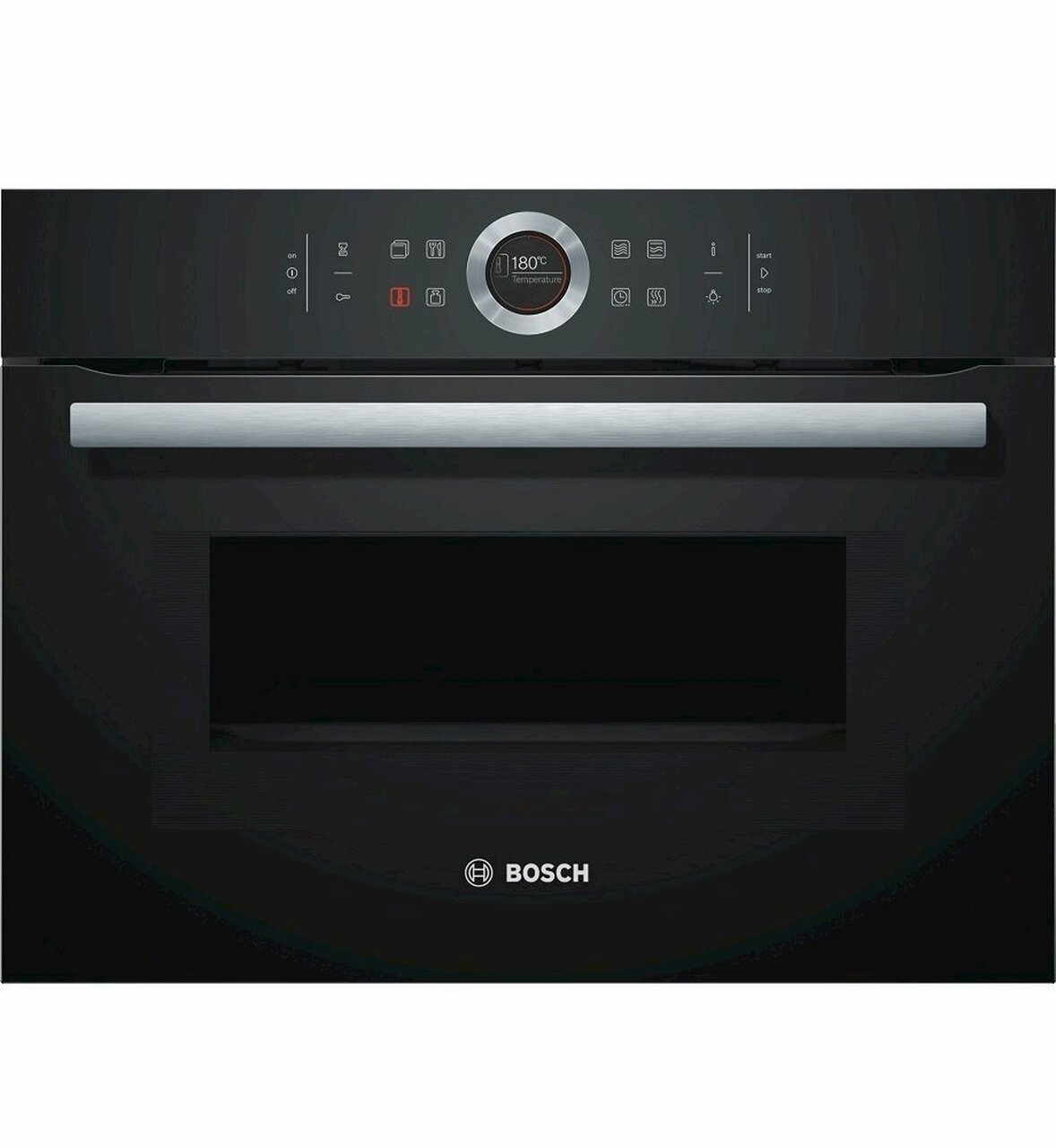 BOSCH 45CM COMBI MICROWAVE WALL OVEN