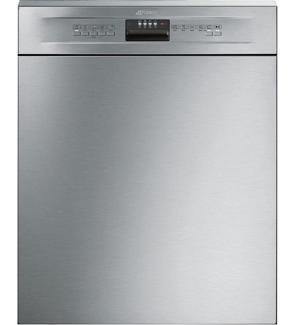 SMEG 60CM STAINLESS STEEL BUILT UNDER DISHWASHER