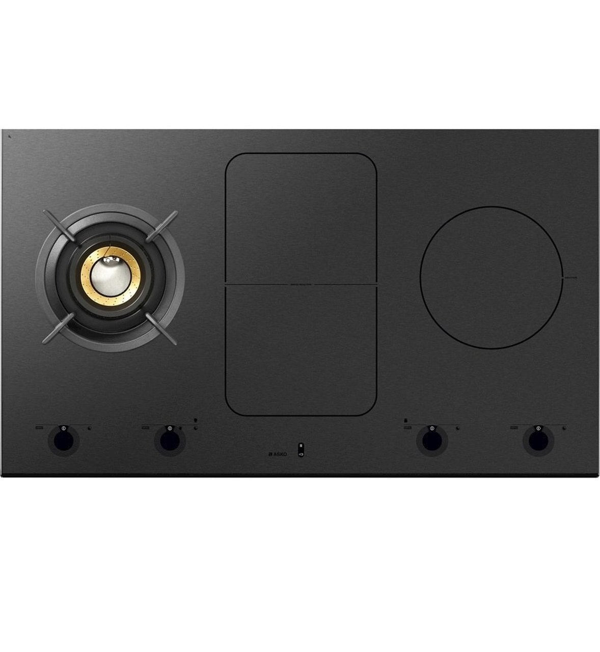 ASKO 90CM PRO SERIES DUO FUSION BURNER COOKTOP NATURAL GAS ONLY