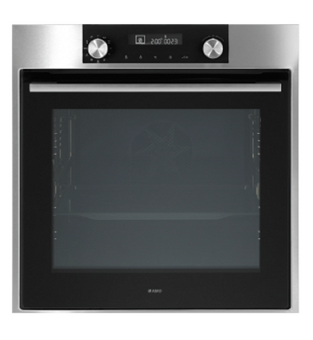 ASKO 60CM ICON PYROLYTIC OVEN STAINLESS