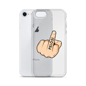 F**K Pelosi iPhone Case
