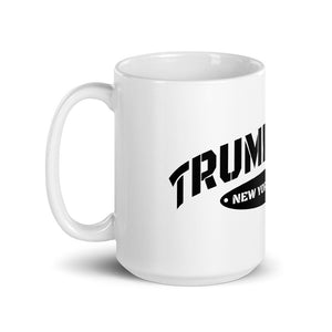 Trump Army New York Division Mug - Real Tina 40