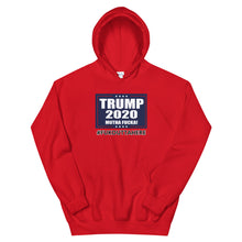 Load image into Gallery viewer, Trump 2020 MF FOH! Hoodie - Real Tina 40