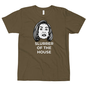 Slurrer Of The House T-Shirt - Real Tina 40