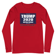 Charger l'image dans la galerie, TRUMP 2020 MF #FOH Long Sleeve Shirt - Real Tina 40