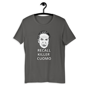 Recall The Killer T-Shirt - Real Tina 40