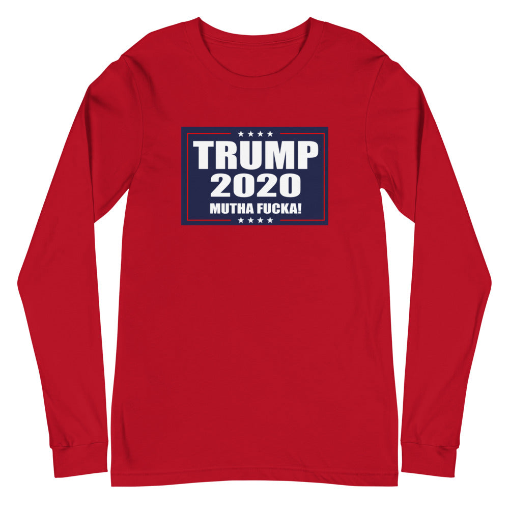 TRUMP 2020 MF Long Sleeve Shirt - Real Tina 40