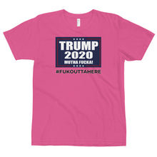 Load image into Gallery viewer, TRUMP 2020 MF #FOH Signature Unisex T-Shirt