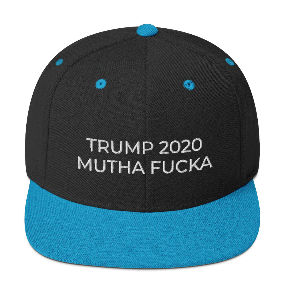 TRUMP 2020 MF Snapback Hat