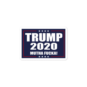 Trump 2020 MF Sticker
