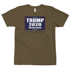TRUMP 2020 MF #FOH Signature Unisex T-Shirt