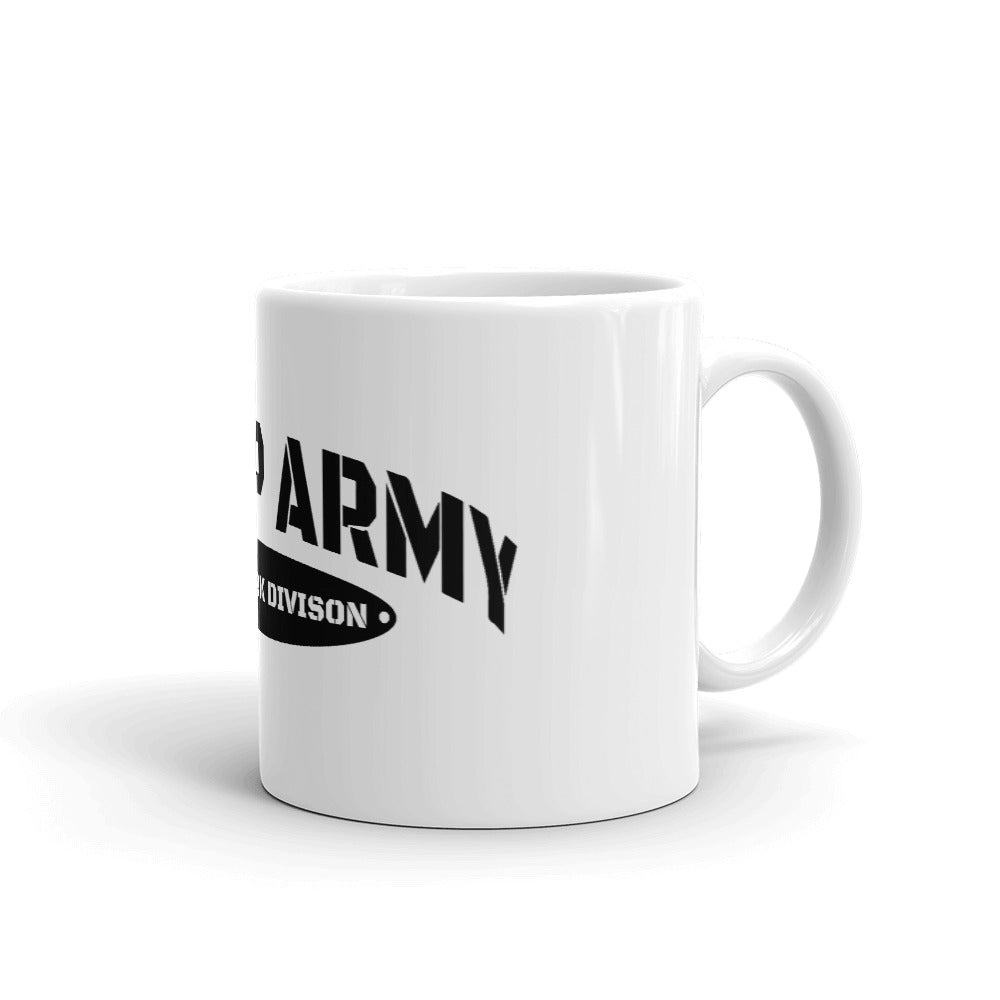 Trump Army New York Division Mug