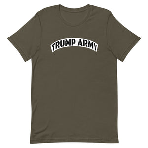 Trump Army T-Shirt - Real Tina 40