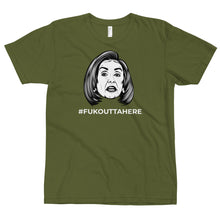 "Load image into Gallery viewer, #FOH ""SOH"" T-Shirt - Real Tina 40"