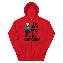 Load image into Gallery viewer, Bernie Sh*t  Show Unisex Hoodie