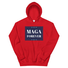 Load image into Gallery viewer, MAGA Forever Unisex Hoodie