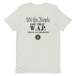 We the People WAP Short-Sleeve Unisex T-Shirt