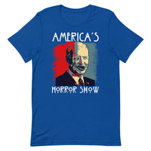 Load image into Gallery viewer, America's Horror Show Short-Sleeve Unisex T-Shirt