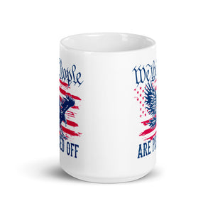 We The People APO Mug