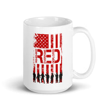 Load image into Gallery viewer, Remember Everyone Deployed Mug