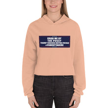 Load image into Gallery viewer, GMBTP Women's Crop Hoodie - Real Tina 40