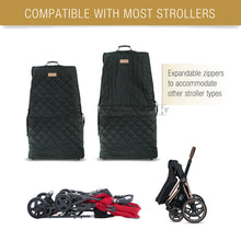 Load image into Gallery viewer, Stroller Travel Cover for Baby and Toddler with Wheels