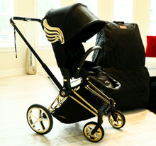 Load image into Gallery viewer, Stroller Travel Cover for Baby and Toddler without Wheels