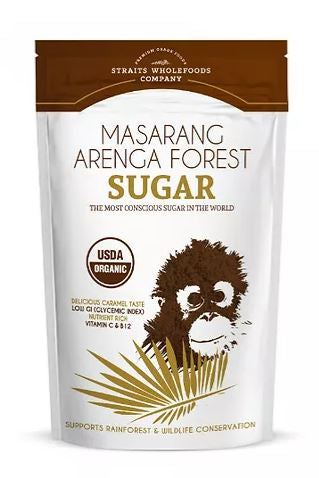 Low GI Organic Forest Sugar