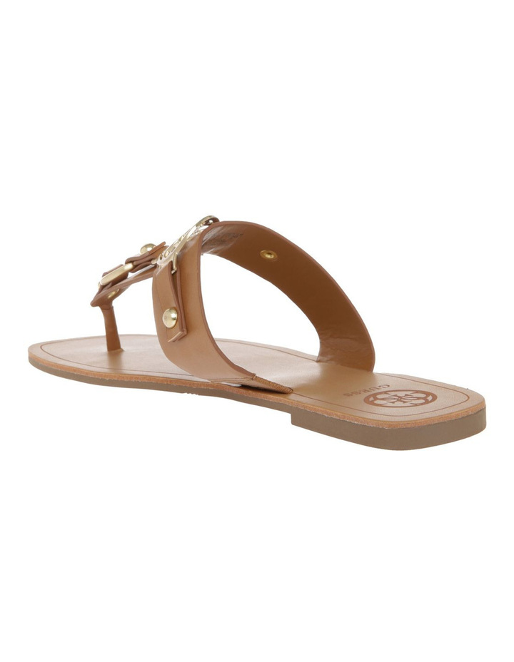 Charin Brown Sandal