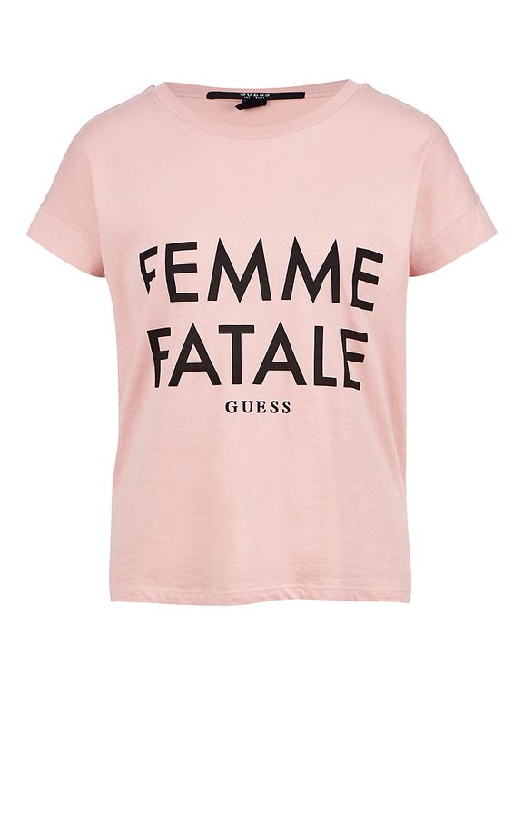 Guess Dusty Pink T-shirt