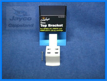 Load image into Gallery viewer, Carefree Top Bracket White