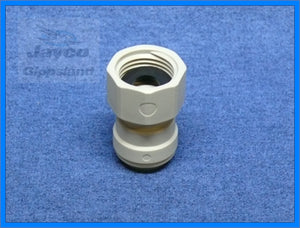 "John Guest 12mm Push Fit To 1/2"" BSP Female"