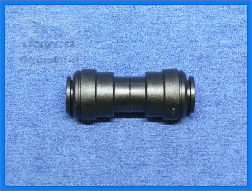 John Guest 12mm Push Fit Straight Connector