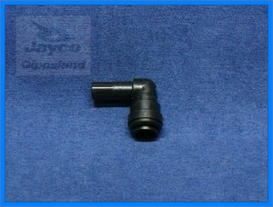 John Guest 12mm Push Fit Elbow With Stem