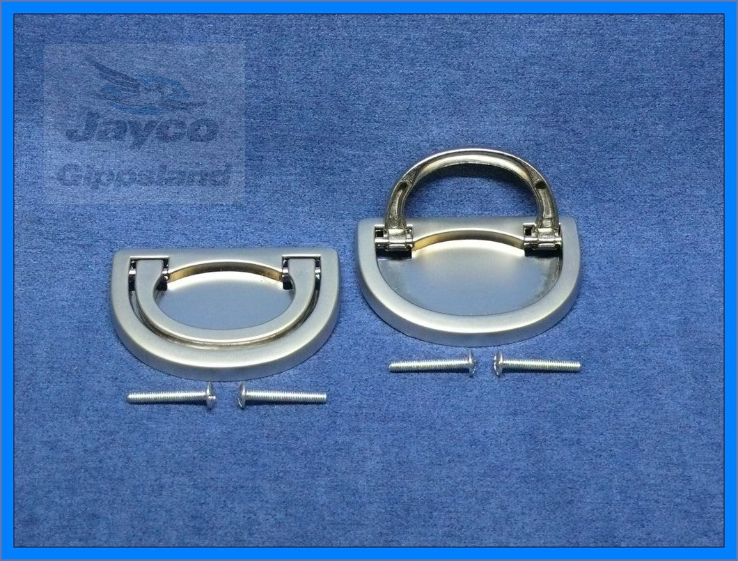 Jayco Pull Handle Flush Mount Pair