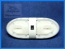 Load image into Gallery viewer, JAYCO Oval LED Dual Ceiling light
