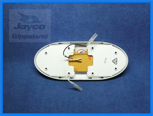 JAYCO Oval LED Dual Ceiling light