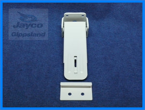 Jayco Poptop Roof Clamp WHITE