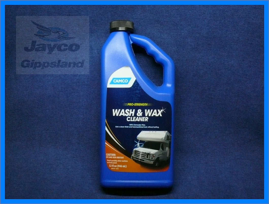 Camco Wash & Wax Cleaner