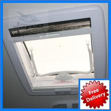 Load image into Gallery viewer, DOMETIC Mini Heki Plus Roof Hatch Vent 400x400 Complete (Camper/Poptop)